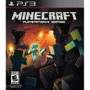★ネコポス送料無料・即日出荷★PS3 Minecraft(マインクラフト)PlayStation 3 Edition(北米版 日本語版でプレイ可能)マイク・・・