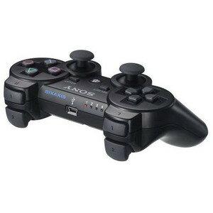 【即日出荷】PS3 ワイヤレスコントローラ DUALSHOCK3 ブラック 150872【ネコポス不可:宅配便のみ対応】
