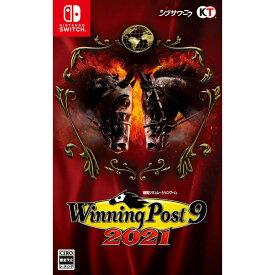 【送料無料・発売日前日出荷】Nintendo Switch Winning Post 9 2021 ウイニングポスト (4月15日発売) 050620