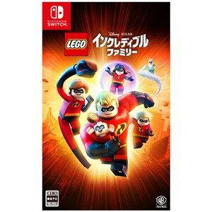 【ネコポス送料無料・発売日前日出荷】Nintendo Switch レゴR インクレディブル・ファミリー LEGO (8.2新作) 050833【ネコポス可】