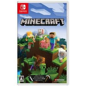 【ネコポス送料無料・即日出荷】Nintendo Switch Minecraft マインクラフト マイクラ 050836【ネコポス可】
