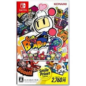 【送料無料・即日出荷】Nintendo Switch SUPER BOMBERMAN R SMILE PRICE COLLECTION スーパーボンバーマン 050935