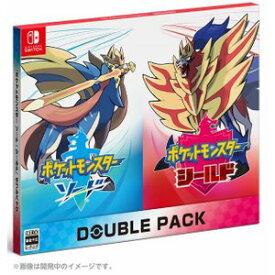 【即日出荷】Nintendo Switch ポケットモンスター ソード・シールド ダブルパック ポケモン 050166【ネコポス可】