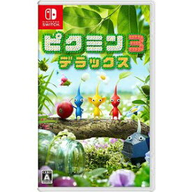 【送料無料・即日出荷】Nintendo Switch ピクミン3 デラックス 050456