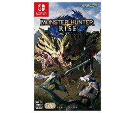 【送料無料・即日出荷】Nintendo Switch モンスターハンター ライズ 通常版 モンハン 050508