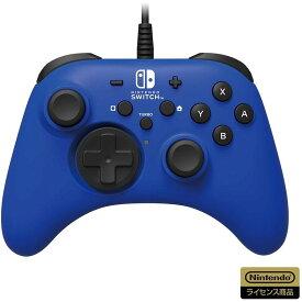 【送料無料・即日出荷】HORI ホリパッド for Nintendo Switch ブルー 任天堂ライセンス商品 500181