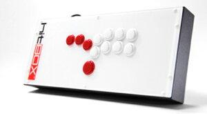 【レバーなし!奇抜かつ実践力!】hitBOXPS4&PC対応レバーレスゲームコントローラー【正確なコマンド入力可能!】