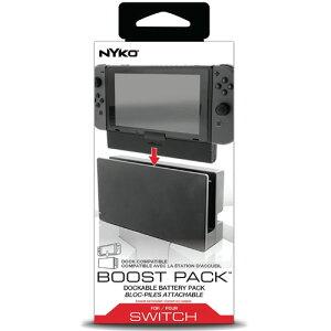 【NYKO】Switch専用ブースト・パックBoostPackforSwitch【新品】外付けバッテリーパック
