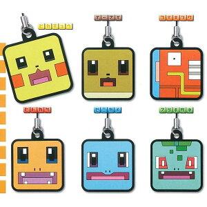 ポケモンクエストポクセルラバーコレクション全6種フフルコンプセット