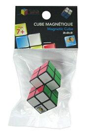 マグネットキューブパズル【ダブル/2連キューブ】マグネット式 立体パズル