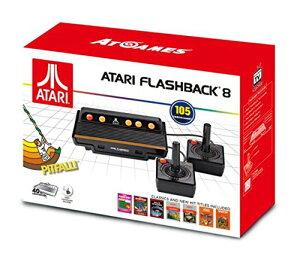 【ATARI】ATARIFlashback8アタリフラッシュバック8クラシックゲームコンソール【内蔵ゲームは105種類!!】