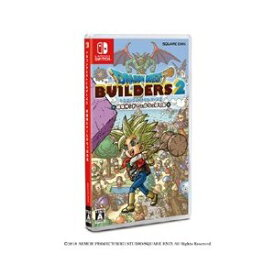 新品 {Switch}【特典付】Nintendo Switch ドラゴンクエストビルダーズ2 破壊神シドーとからっぽの島《12月20日発売》