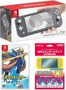 【当社限定品】おまけ付★新Nintendo Switch Lite グレー + ポケットモンスター ソード セット