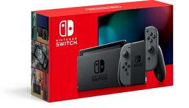 ★新品【新モデル】Nintendo Switch Joy-con(L)/(R)グレー