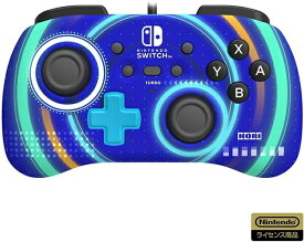 在庫あります。★新品HORI ホリ ホリパッドミニ for Nintendo Switch サイクロンブルー ホリパッドミニNSWサイクロンブルー