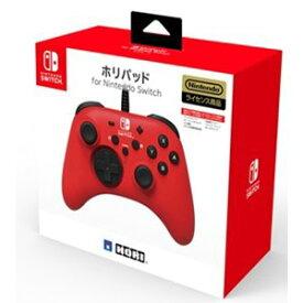 ★【新品】【NSHD】ホリパッド for Nintendo Switch レッド