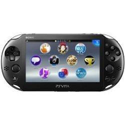 生産終了・おまけ付・新品 PlayStation Vita本体 Wi-Fiモデル ブラック [PCH-2000ZA11