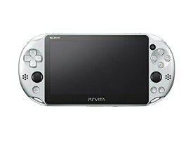 生産終了・おまけ付・新品 PlayStation Vita本体 Wi-Fiモデル シルバー PCH-2000ZA25