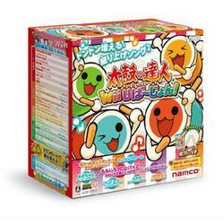 【ギフトラッピング可能】【新品未開封】太鼓の達人 Wii Uば〜じょん! [太鼓とバチ同梱版] 宅配便でおねがいします。