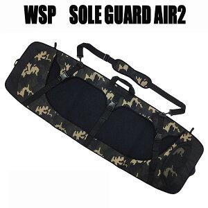 WSP ウェイクボード用ソールガードAIR Gカモ ウェイクボードケース