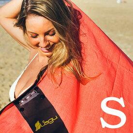 砂がつかないビーチブランケット&レジャーシート Lagu Blanket Sサイズ 【メール便は送料無料】【「よりどり3点送料無料」対応商品】