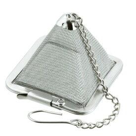 ピラミッド型 ティーインフューザー(茶こし)