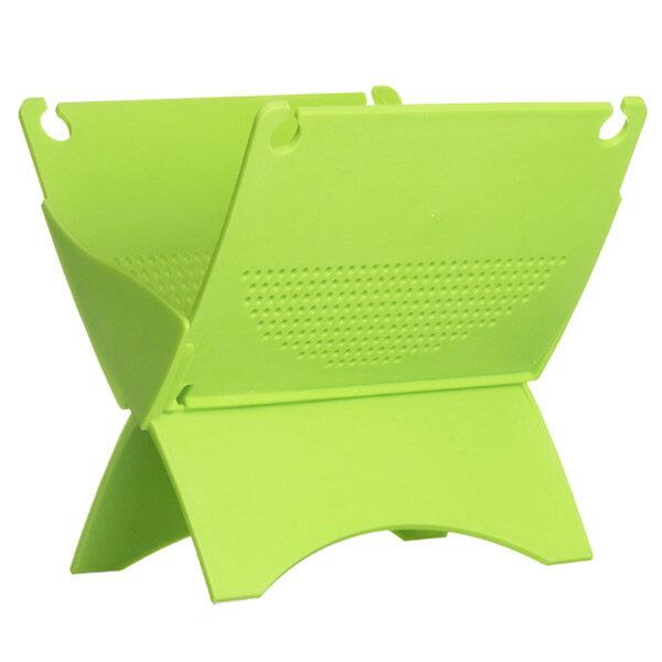 kcud 生ゴミ水切り器 グリーン KUDGDS