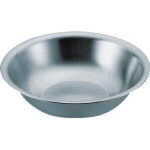 [ステンレスボール]スギコ産業(株) スギコ ステンレス洗面器 312×H80 SH-516 1個【311-2713】