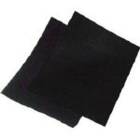 [結束テープ]伸和(株) Shinwa マジクロスシート 250mm×300mm 黒 1H2-2A3-BK 1S【366-6131】