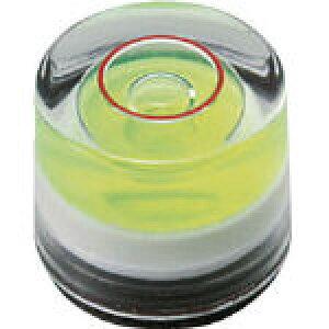 [樹脂製水平器](株)エビス エビスダイヤモンド 丸型気泡管φ13・磁石付 R13M 1個【410-5800】