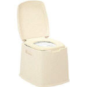 [非常用簡易トイレ]新輝合成(株) TONBO ポータブルトイレS型 07427 1台【404-6439】
