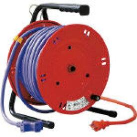 [コードリール(単相100V・逆配電型)]日動工業(株) 日動 電工ドラム びっくリール 一般型ドラム100V 30m NL−30S NL-30S 1台【398-2602】