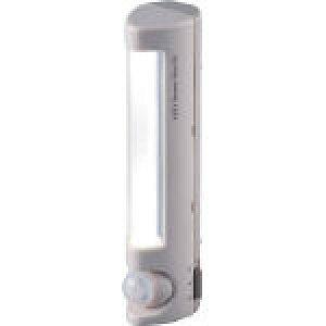 [室内用センサーライト](株)ムサシ ライテックス LEDセンサーライトDX ASL-050 1台【416-7350】