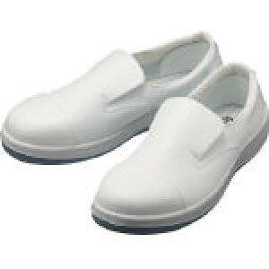[クリーンルーム用シューズ]ミドリ安全(株) ミドリ安全 トウガード付 先芯入りクリーン静電靴 25.0CM SCR1200FCAP-25.0 1足【405-9484】