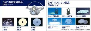 [防毒マスク]スリーエムジャパン(株)3M防毒マスク面体S/Mサイズ31001個【215-0204】