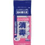 白十字(株)白十字ショードックスーパー詰替100枚入りSDC-100N1袋【433-1826】