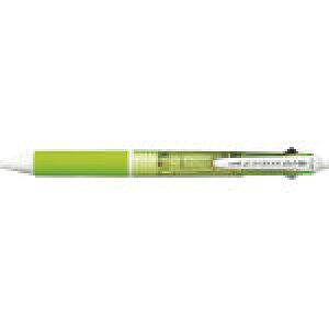 [ボールペン]三菱鉛筆(株) uni ジェット3機能ペン 緑 MSXE350007.6 10本【439-9790】