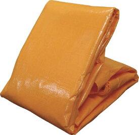 [カラーシート]トラスコ中山(株) TRUSCO オレンジターピーシート#3000 幅3.6mX長さ5.4m TP-3654-OR 1枚【437-7524】