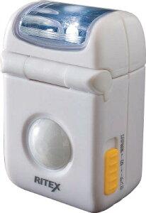 [室内用センサーライト](株)ムサシ ライテックス LEDマイクロセンサーライト ASL-010 1台【474-7143】