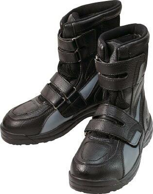 [作業靴](株)丸五 丸五 ハイカットセーフティー#150 ブラック 24.5cm HCS150-BK-245 1足【760-0160】