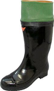 [安全長靴(JIS規格品)]シバタ工業(株) SHIBATA 安全作業軽半長18型 28.0 SB614-28.0 1足【760-6257】