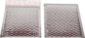 トラスコ中山(株)TRUSCOクッション封筒アルミフィルム190×175mm10枚入パックTCF-190AL1袋【818-9489】
