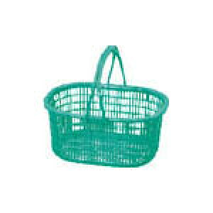 [買い物かご]DICプラスチック(株) 容器資材 DIC 収穫カゴ SKG-G 1個【793-3240】