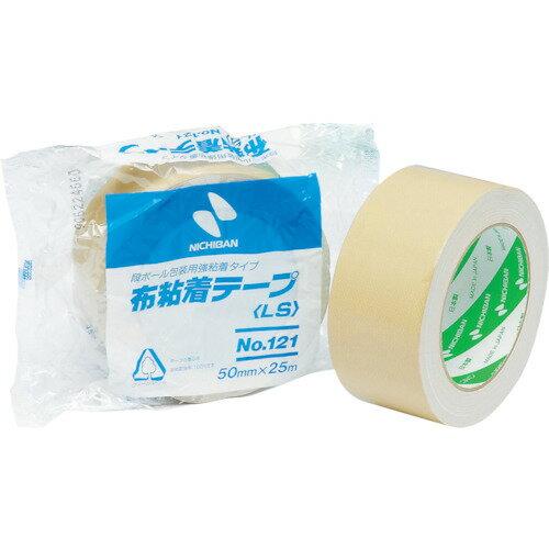 [布粘着テープ]ニチバン(株) ニチバン 布粘着テープNo.121 121-50 1巻【795-1370】