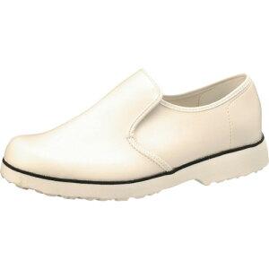 [食品用作業靴]アキレス(株) Achilles クッキングメイト700 白27.5cm VTI7000W27.5 1足【836-3914】