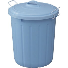 [ゴミ箱]アイリスオーヤマ(株) IRIS ソフトペール PE−45L ブルー PE45LBL 1個【836-4740】