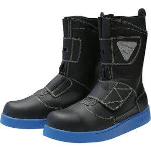 [プロテクティブスニーカー(JSAA B種認定)](株)シモン シモン 舗装工事用高温耐熱性作業靴 RM138 RM138BU25.0 1足【837-0252】
