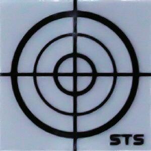 [レーザー距離計用反射シート]STS(株) STS 反射シートMRF−36 MRF36 1S【807-2489】