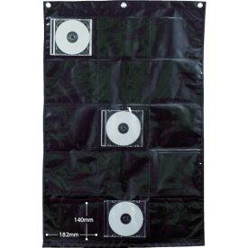 [シート収納ポケット]トラスコ中山(株) TRUSCO シートポケット CD15枚用 SPCD15 1枚【856-3340】