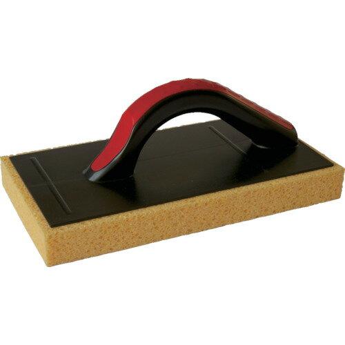[スポンジ]KRONEN HANSA社 K/H ウォッシュフロート デザインライン スポンジ付 黒 160×340×35 2502590 1個【859-7193】